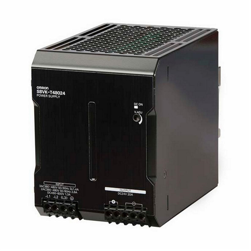 OMRON S8VK-T48024 tápegység