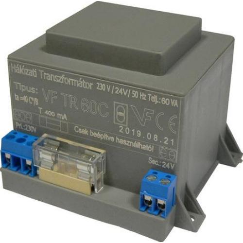 Transzformátor 24V 60VA