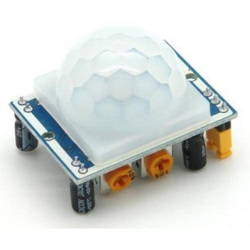 Arduino HC-SR501 PIR szenzor