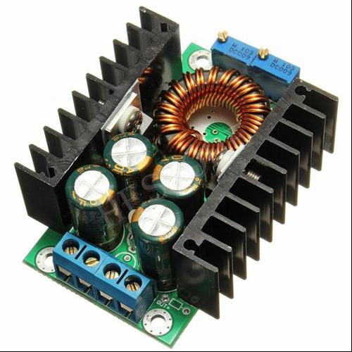 Arduino SPX-300W DC/DC step down konverter IN: 5-40V OUT: 1,2-35V 9A