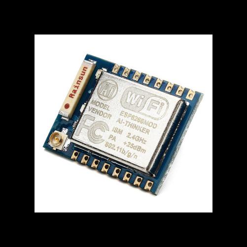 Arduino ESP-07 802.11bgn WiFi modul