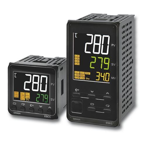 OMRON E5EC-QR4A5M-009 hőmérséklet szabályzó