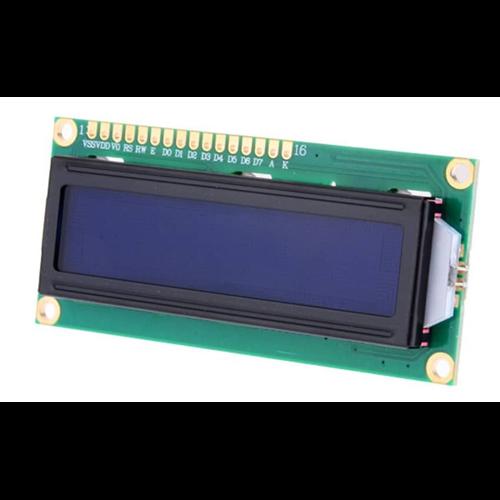 Arduino KC-1602-BB 16x2 LCD kék-fehér