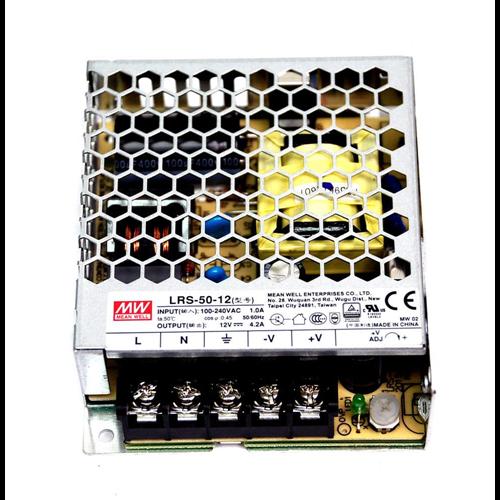 Mean Well LRS-50-5 5V 10A tápegység