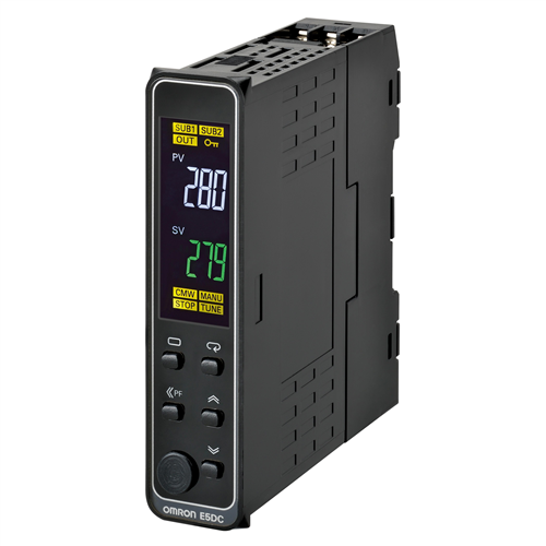 OMRON E5DC-RX2ASM-000 hőmérséklet szabályzó