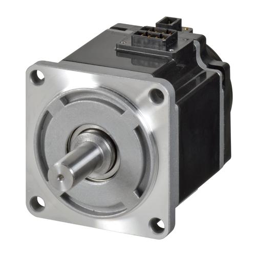 OMRON R88M-1M40030T-S2 1S AC servo motor, 400 W, 230 VAC, 3000 rpm, 1.27 Nm