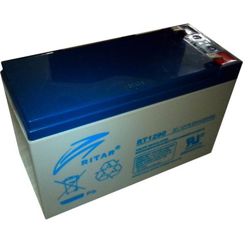 12V 9,0Ah Ritar DC12-9-F2 12V 9Ah ciklikus ólomakkumulátor