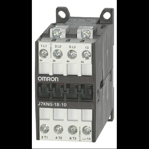 OMRON J7KNG-18-10-24D mágneskapcsoló