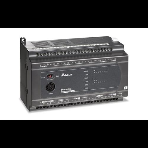 DELTA DVP40 ES200R kompakt PLC relé kimenet