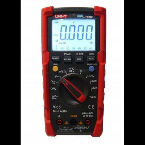 UNI-T UT191E PRO digitális mérőműszer