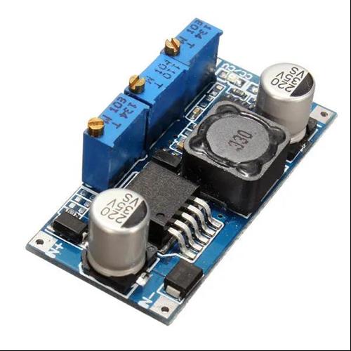 Arduino LM2596S-LEDD 3A Step-down LED meghajtó LM2596-al, CV/CC, akkumulátor töltő
