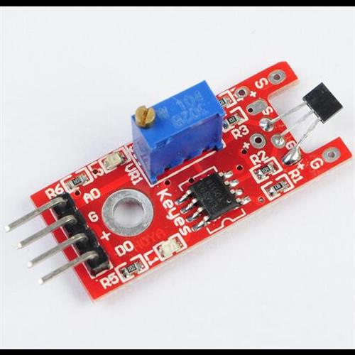 Arduino SA-15 hall elemes érzékelő modul