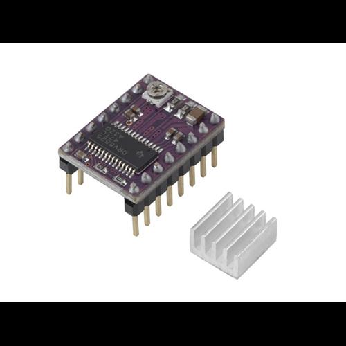 Arduino DRV8825-M bipoláris léptetőmotor meghajtó