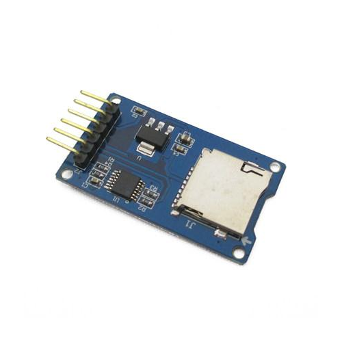 Arduino MICROSD-M microSD kártya illesztő modul