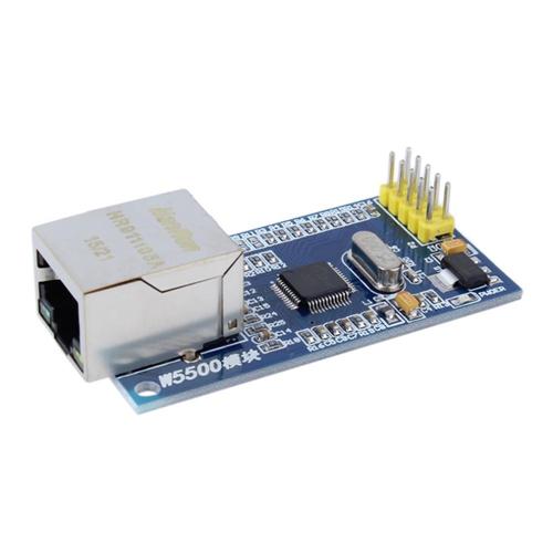 Arduino W5500-M Wiznet W5500 alapú SPI-Ethernet hálózati modul