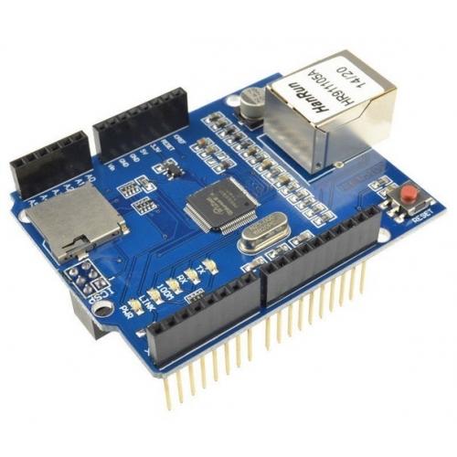 Arduino W5100-M ethernet shield