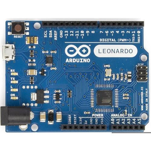 Arduino Leonardo R3 fejlesztő panel