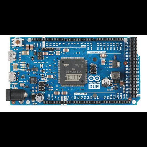 Arduino DUE fejlesztő panel (ATSAM3X8E)