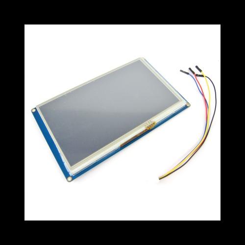 Nextion NX3224K024 HMI 2.4 inch LCD touch RTC 16MB flash