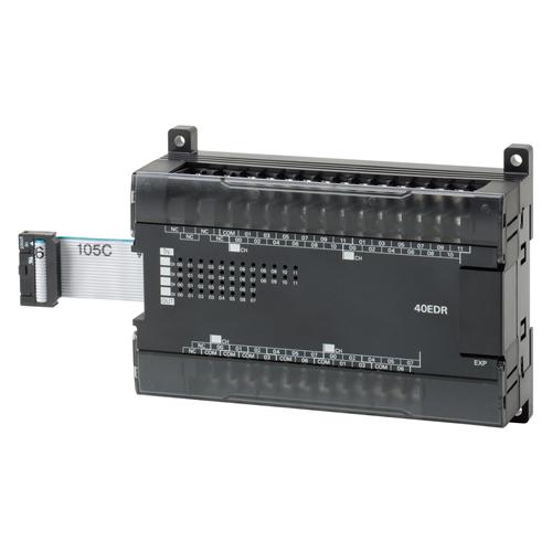 OMRON CP1W-40EDT1.1 PLC bővítő