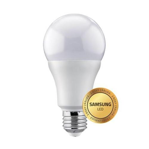 LED fényforrás 15W, E27 foglalattal, 1350lm, 4200K, természetes fehér SAMSUNG chip