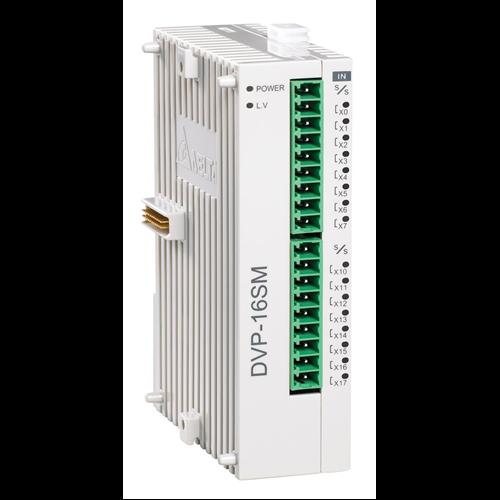 DELTA DVP16SM11N PLC I/O bővítő modul (16db bemenettel)