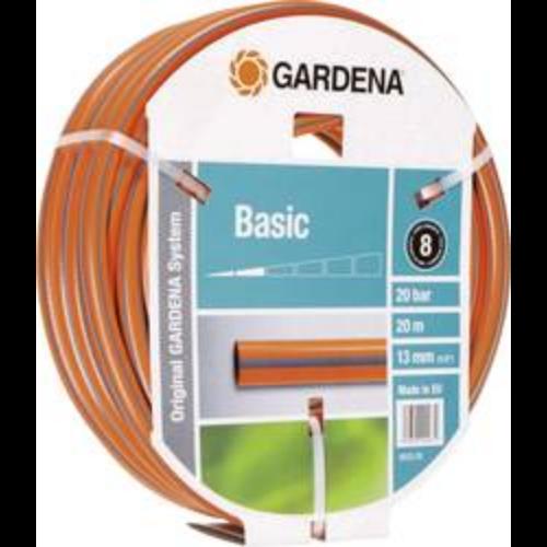 Gardena 18123-29 Basic tömő 1/2col, 20m, 20 bar
