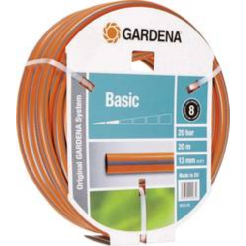 Gardena 18123-29 Basic tömő 1/2col, 20m, 20 bar
