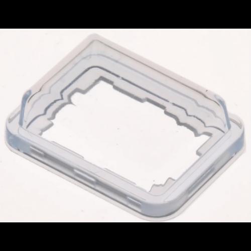 Billenő kapcsoló 20X15 védő gumi