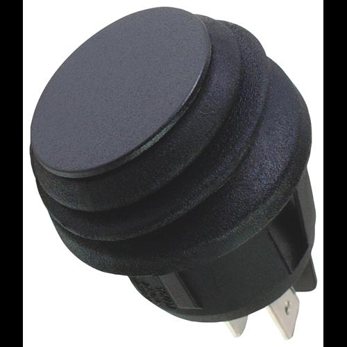 Billenő kapcsoló kerek egy áramkörös, két állású világító 230VAC