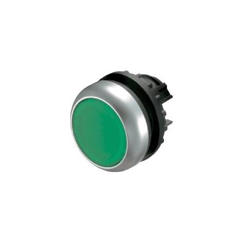 EATON M22-D-G zöld nyomógomb