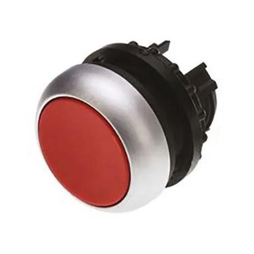 EATON M22-D-R piros nyomógomb fej