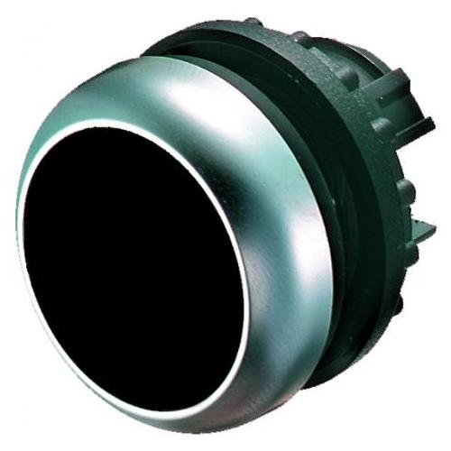 EATON M22-D-S fekete nyomógomb fej