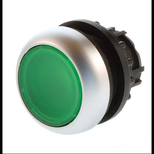 EATON M22-DL-G zöld átvilágítható nyomógomb
