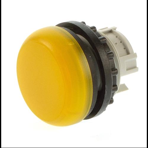 EATON M22-L-Y sárga jelzőlámpa fej