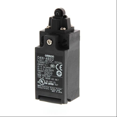 OMRON D4N-4B32 végálláskapcsoló
