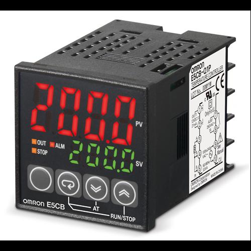 OMRON E5CB-R1TC  hőmérséklet szabályzó