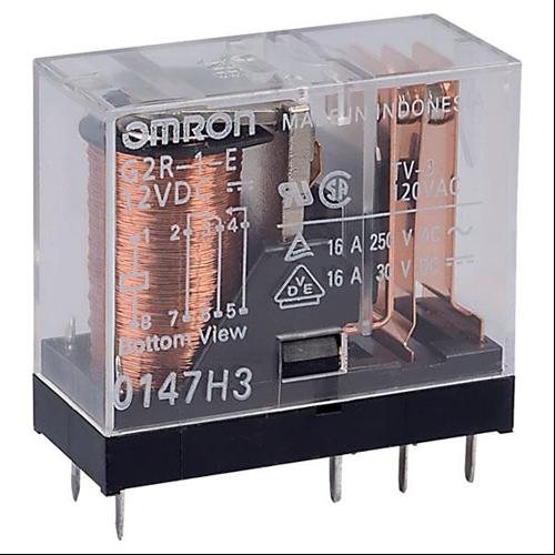 OMRON G2R-1-E-12VDC relé