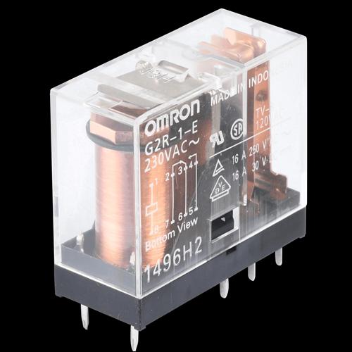 OMRON G2R-1-E-230VAC relé