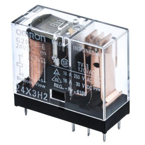 OMRON G2R-1-E-24VDC relé