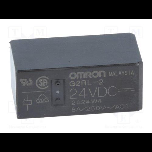 OMRON G2RL-2-24VDC relé