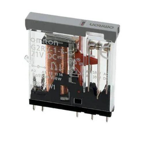 OMRON G2RV-1-S-21VDC relé
