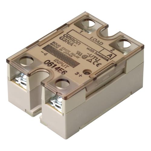 OMRON G3NA-210B-UTU 5-24VDC szilárdtestrelé 10A 24-230VAC