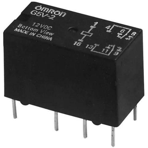 OMRON G5V-2-12VDC relé