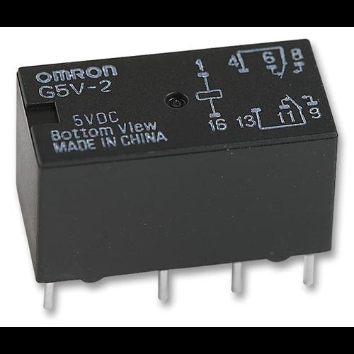 OMRON G5V-2-5VDC relé