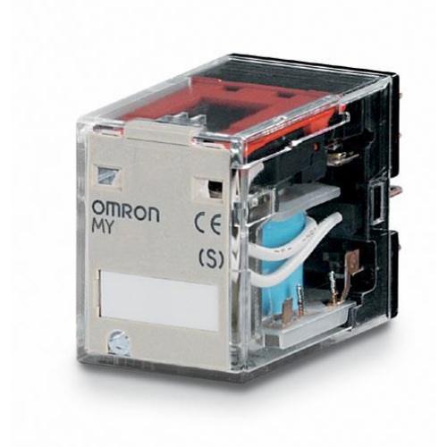 OMRON MY4 24VDC ipari relé