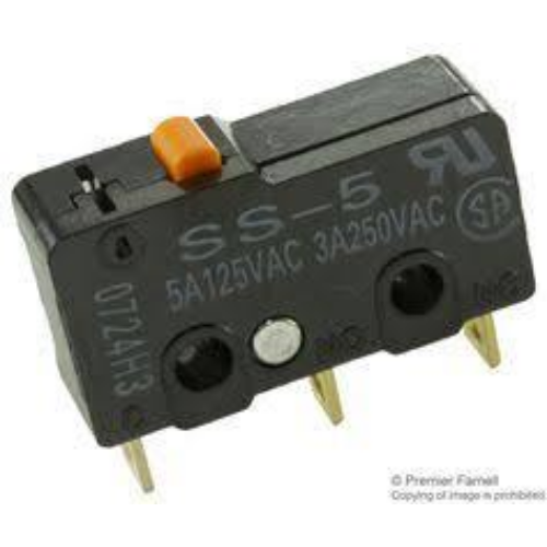 OMRON SS-5 mikrokapcsoló
