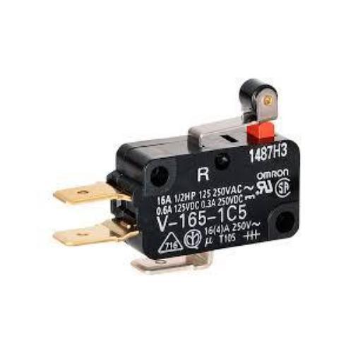 OMRON V-165-1C5/R/ mikrokapcsoló