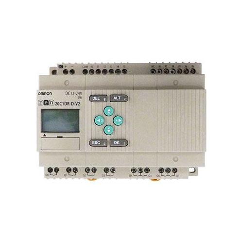 OMRON ZEN-20C1DR-D-V2.1 Programozható relé