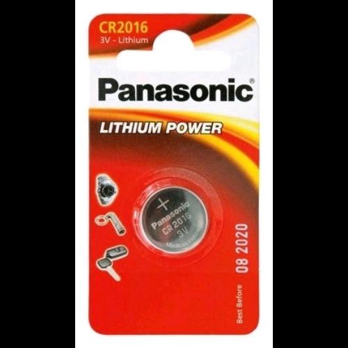 PANASONIC CR2016 3V elem